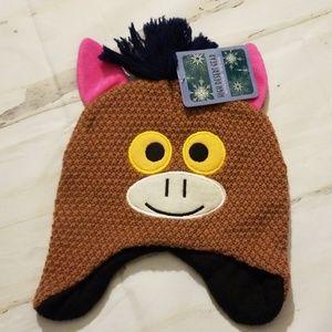 High Desert Gear winter hat Horse